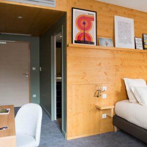 Bienvenue à Berlin, chambre 302 au 1er Etage, de laquelle vous dominez la place d