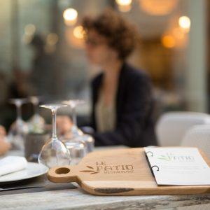 Le Patio, un agréable moment de gourmandise et de convivialité.